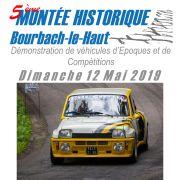 5ème montée historique de Bourbach le haut