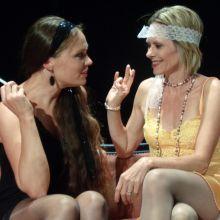 Dialogues des filles en joie - Compagnie du Lys