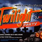 Twilight Party by DJ Raph