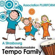 Atelier hebdomadaire tempo family
