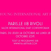YIA - Young International Art Fair#01 (Paris, LE 118 RIVOLI)