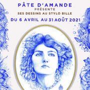 Exposition des œuvres de Pâte d\'Amande