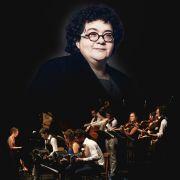 Juliette avec l\'orchestre tango Silbando