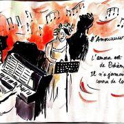 Amuse-musées : Concert-atelier chant