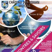 Salon Rencontres et Savoirs 2019