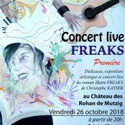 Freaks Première