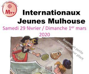 Internationaux Jeunes de Mulhouse de Tennis de table