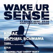 Wake ur Sense