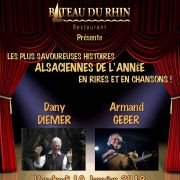 Rires & Chansons Dany Diemer & Armand Geber