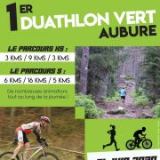 1er Duathlon vert
