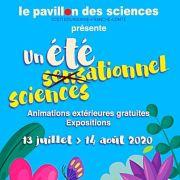 L\'été au Pavillon des sciences