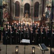 CRESCENDO chante La Chanson Française au Temple de FELLERING
