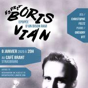 Esprit Boris Vian