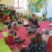 Le Royaume des Galopins, lieu de rencontre parents/enfants 0 à 3 ans