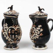 Vaisselle et poteries, de Rome à Süfflum
