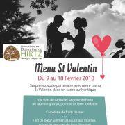 Saint-Valentin 2018 au Domaine du Hirtz - Wattwiller
