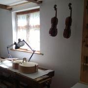 Les talents de Lautenbach : Jacques Fuchs, luthier