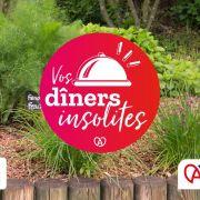 Petit-déjeuner insolite au jardin du Vaisseau à Strasbourg