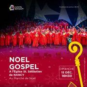 Noël Gospel Koncept