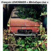 BREV\'EXPO LIVE  Exposition photo grand format et musique live par François Lemonnier