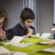 Visites-ateliers pour les 7-12 ans : Couleurs de saison