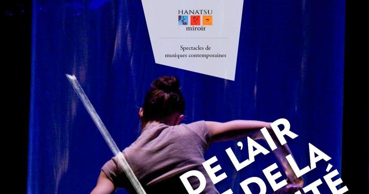 Hanatsu miroir de l 39 air et de la gravit erstein for Miroir de la musique