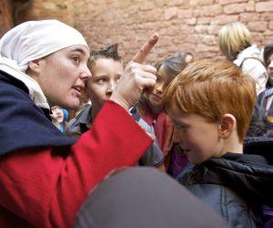 Visite théâtralisée au château du Haut-Koenigsbourg
