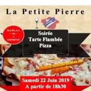 Soirée Tarte Flambée-Pizza