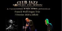 franck wolf organ trio