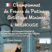 Championnat de France Minime de Patinage Artistique