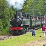 Trains à vapeur du mercredi en juillet-août