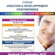 4ème Forum création & développement d'entreprises