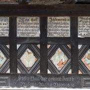 Visite guidée du village de Menchhoffen
