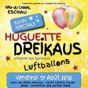 Huguette Dreikaus : Luftballons