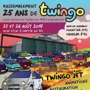 25 ans de Twingo !