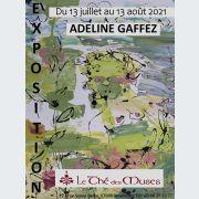 Exposition de peintures - Adeline Gaffez