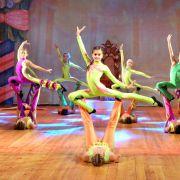 Grand Show de Danse Folklorique et Cirque Ukrainien