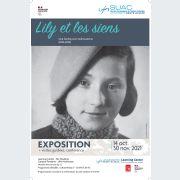 Exposition, visites guidées et conférence - Lily et les Siens, destins juifs de la Shoah