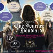 Une journée à Poudlard - Harry Potter