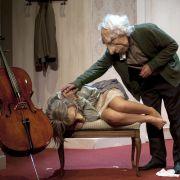 André Y Dorine - théâtre de masque