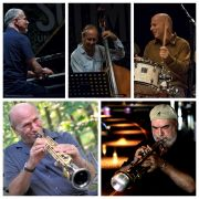 Liebman / Brecker / Copland Quintet featuring Drew Gress & Joey Baron