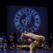 The Circle Of Dancers / Battle Hip Hop