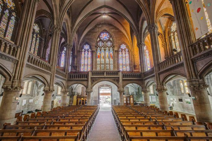 exposition 80 lieux de culte dans l 39 oeil du photographe mulhouse temple saint etienne. Black Bedroom Furniture Sets. Home Design Ideas