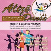 Cours de danse de salon - western line danse - hip hop - Moderne danse