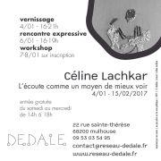 Céline Lachkar - L\'écoute comme moyen de mieux voir