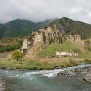 Géorgie, au coeur du Caucase