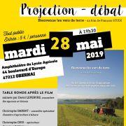 Soirée projection - débat : Bienvenue les vers de terre