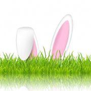 Chasse au trésor de Pâques : Anselme et le lapin de Pâques