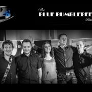 The Blue Bumblebees band
