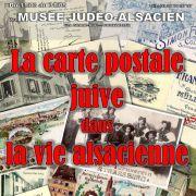 La carte postale juive dans la vie alsacienne